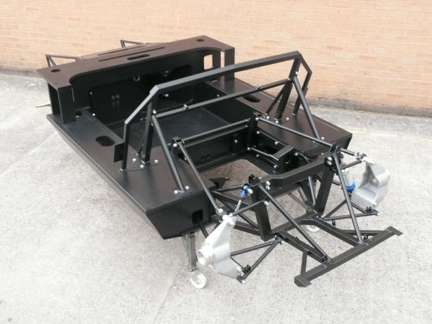 TSC GT40 Monocoque Chassis