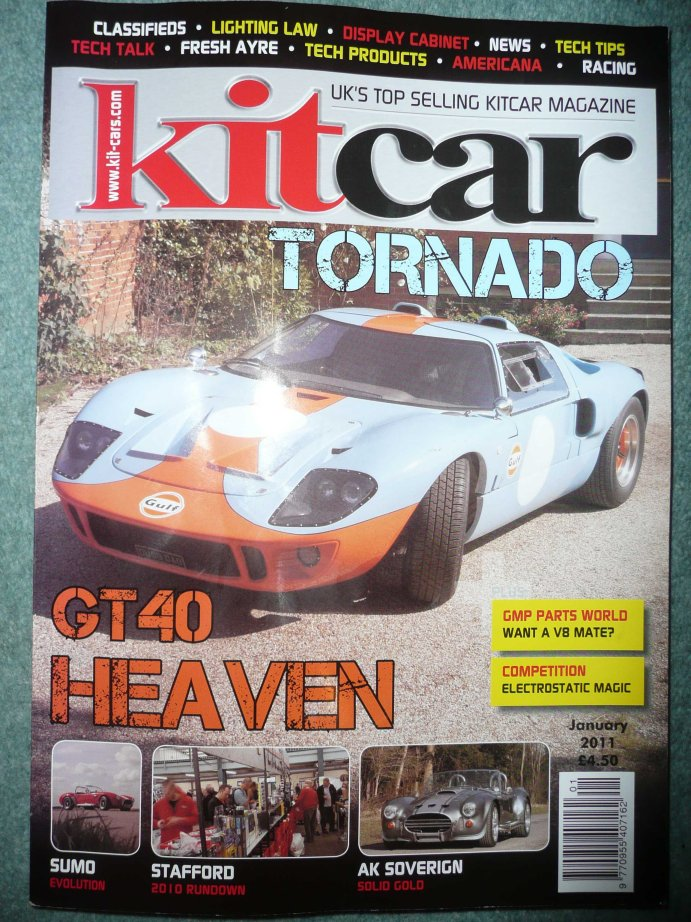 Dorable Kit Car Magazine Classifieds Images - Classic Cars Ideas ...