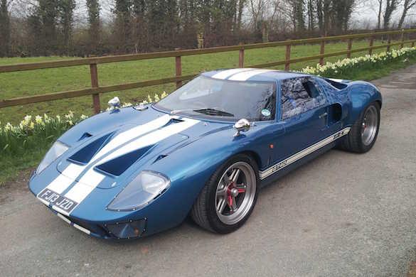 Tornado Sports Cars For Sale