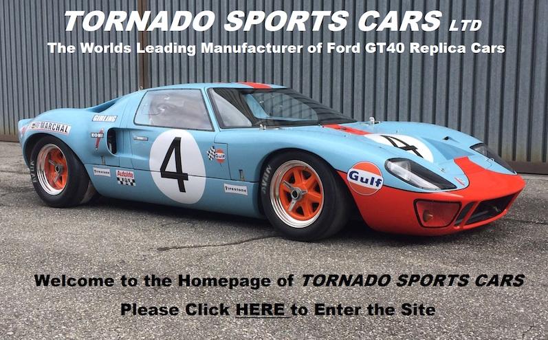 Tornado Sports Cars
